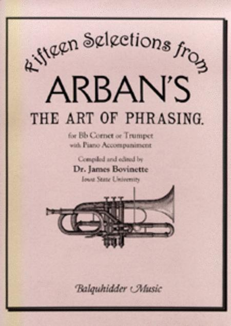 15 Selections From Arbans