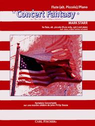 Concert Fantasy On 'The Stars and Stripes Forever'
