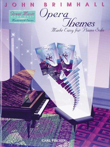 Opera Themes Sheet Music By Various - Sheet Music Plus
