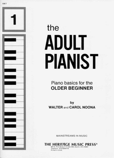 Adult Pianist 1