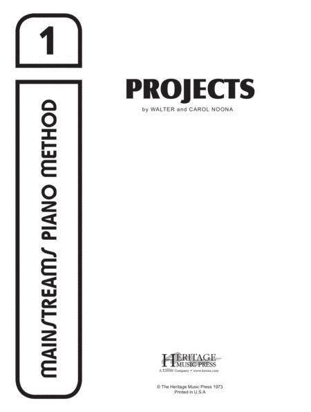 Mainstreams - Projects 1