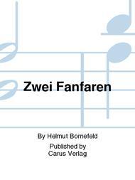 Zwei Fanfaren