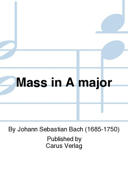 Mass in A major