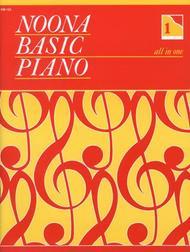 Noona Basic Piano Book 1