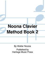 Noona Clavier Method Book 2