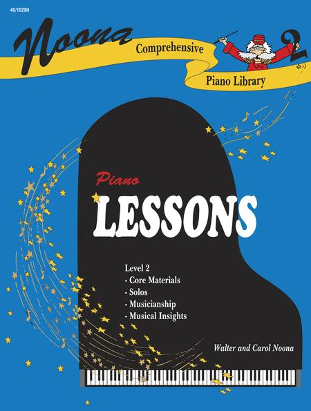 Noona Comprehensive Piano Lessons Level 2