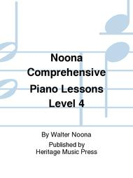 Noona Piano Lessons Level 4