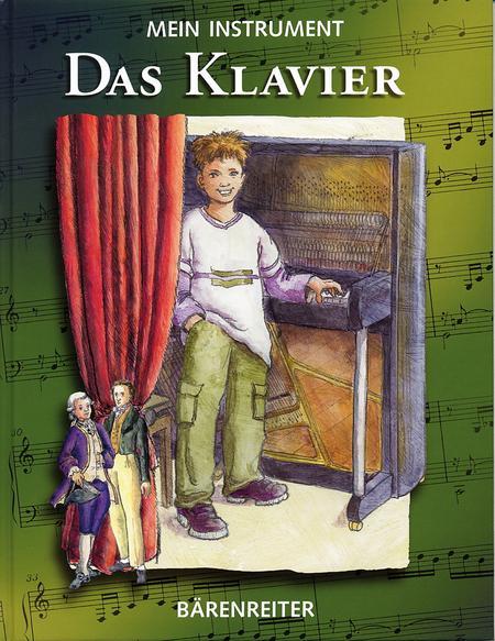 Mein Instrument - Das Klavier