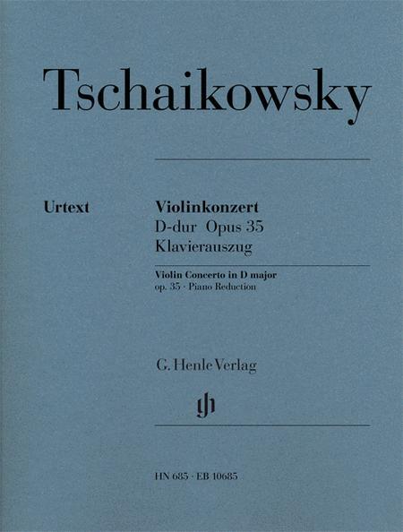 Violin Concerto Op. 35 op. 35