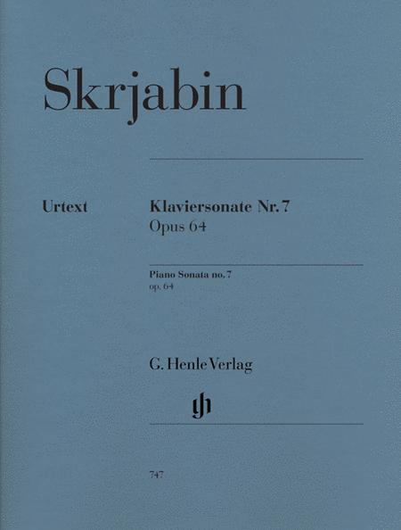 Sonata for Piano Op. 64, No. 7