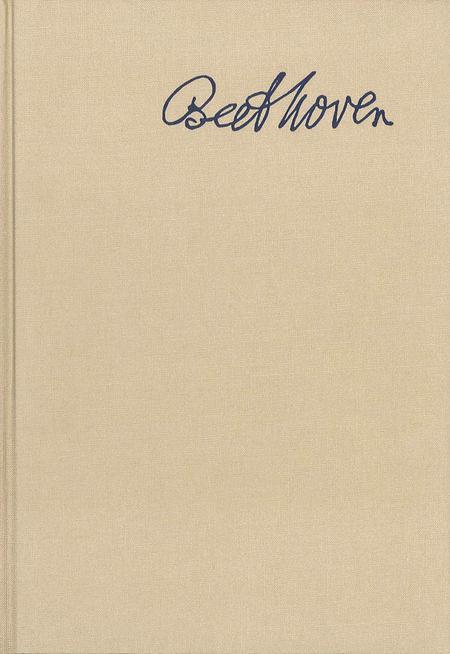 Beethoven Correspondence - Volume 5: 1823-1824