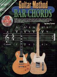 Progressive Guitar Method Bar Chords (Book/CD/DVD)