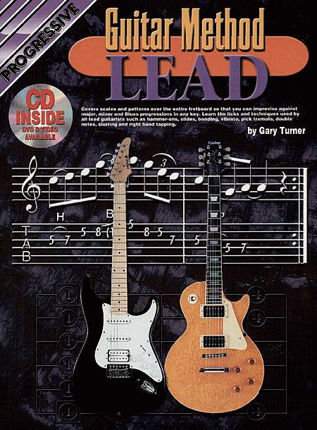 Progressive Guitar Method Lead (Book/CD/DVD)