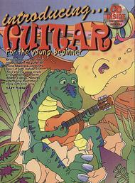 Progressive Introducing Guitar Young Beginner (Book/CD)