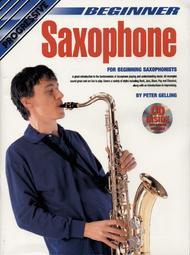 Progressive Beginner Saxophone (Book/CD/DVD)