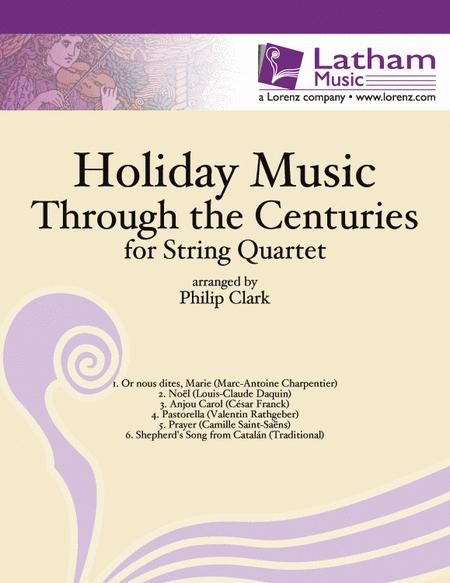 Holiday Music Through the Centuries