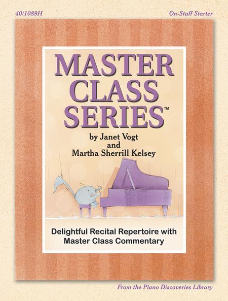 Master Class Series - On-Staff Starter