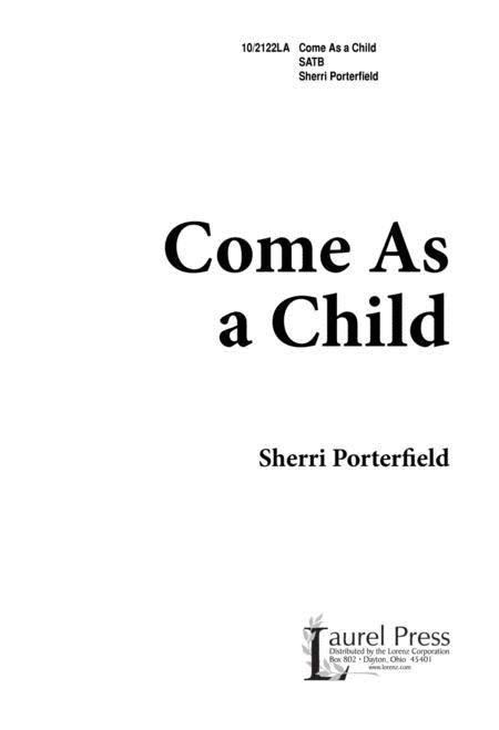 Come as a Child