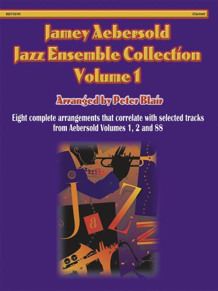 Aebersold Jazz Ensemble, Vol. 1 - Clarinet