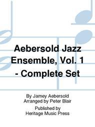 Aebersold Jazz Ensemble, Vol. 1 - Complete Set