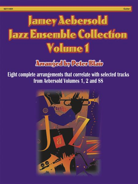 Aebersold Jazz Ensemble, Vol. 1 - Guitar