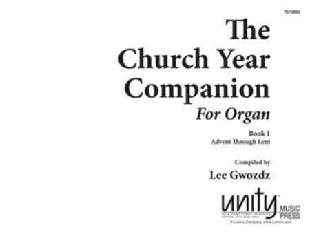 The Church Year Companion for Organ - Book I