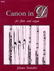 Canon in D for Flute and Organ