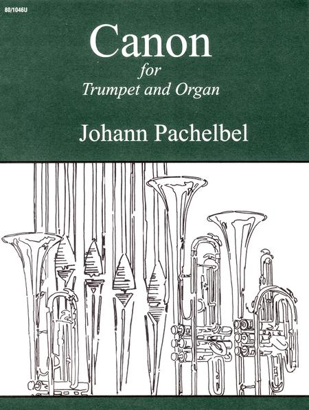Canon in D for Trumpet and Organ