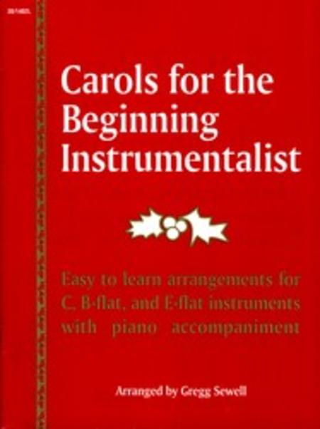 Carols for the Beginning Instrumentalist