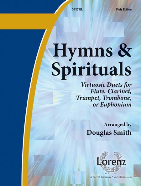 Hymns & Spirituals - Flute