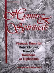Hymns & Spirituals - Trombone/Euphonium