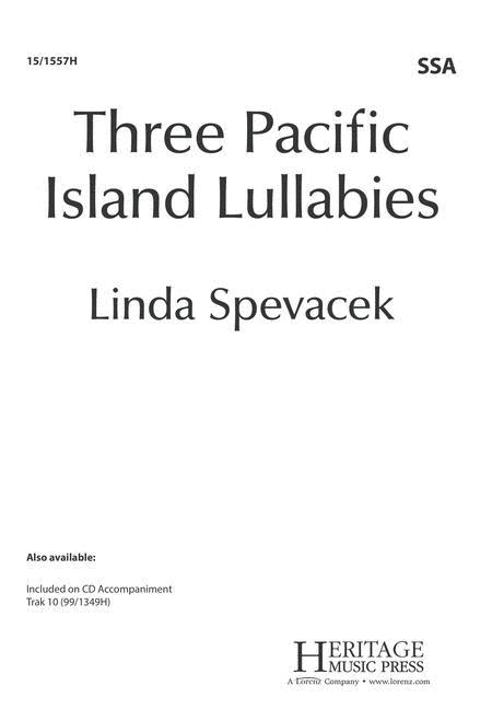 Three Pacific Island Lullabies