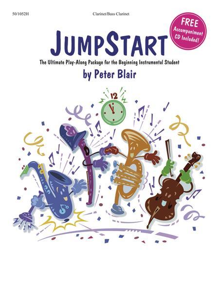 JumpStart - Clarinet/Bass Clarinet