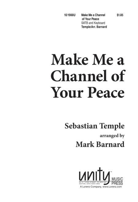 Make Me a Channel of Your Peace
