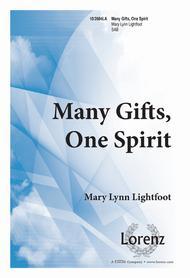 Many Gifts, One Spirit