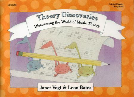 Piano Discoveries Off-Staff Theory Book