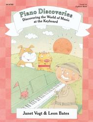 Piano Discoveries Piano Book 1A