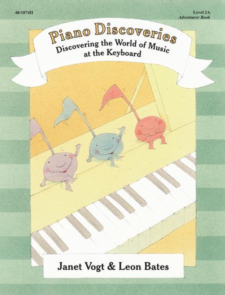 Piano Discoveries Piano Book 2A