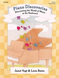 Piano Discoveries Piano Book 3
