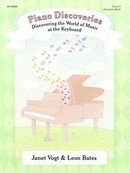 Piano Discoveries Piano Book 4