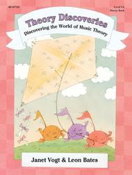 Piano Discoveries Theory Book 1A