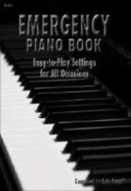 Emergency Piano Book