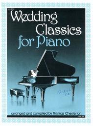 Wedding Classics for Piano