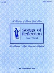 Songs of Reflection - High Voice