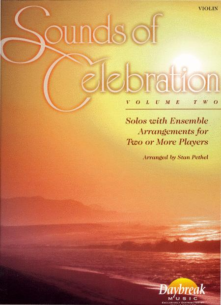 Sounds of Celebration (Volume Two) - Violin