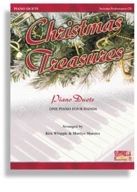 Christmas Treasures * Piano Duets with CD