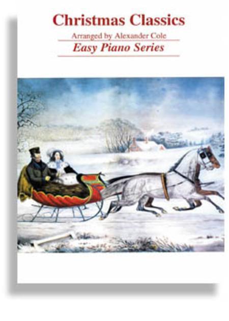 Christmas Classics for Easy Piano