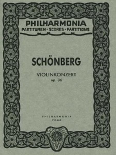 Violin Concerto, Op. 36