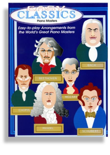 Easy Classics for the Piano * Piano Masters