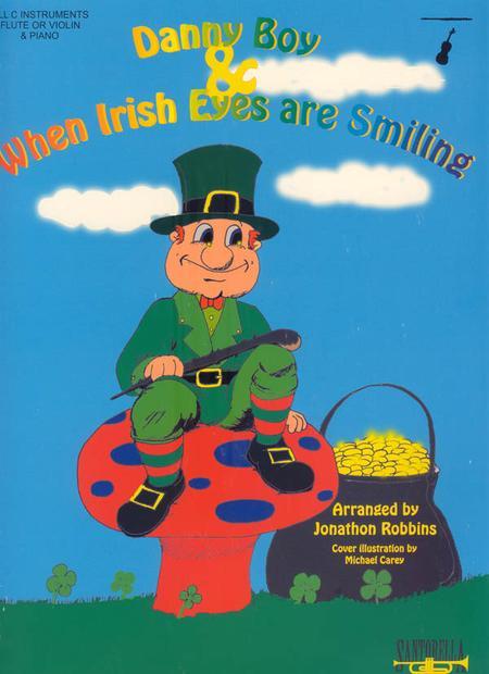 Danny Boy & Irish Eyes for Flute & Piano